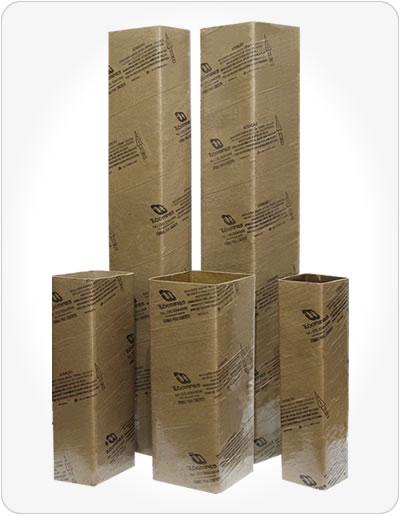 Diâmetros das formas para pilares