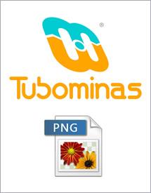 Logomarca Tubominas formato PNG com fundo transparente