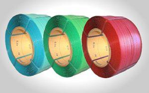 Tubetes e tubos de papelão para fitas de arquear plásticas