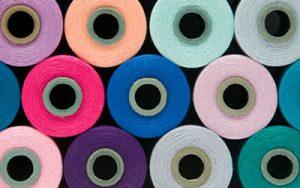 Tubetes e tubos de papelão para tecidos, fiação e linhas